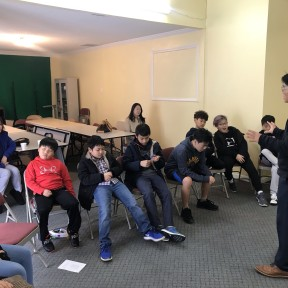 한글학교 2019년 봄학기 개강식