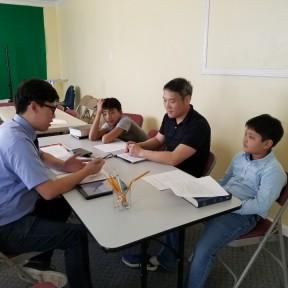 어린이 세례교육