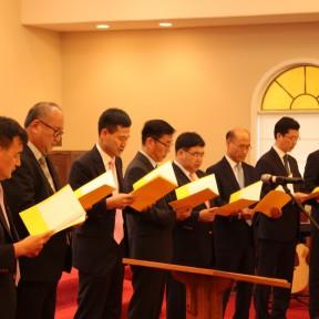 신용철 목사님 은퇴찬하예배 2
